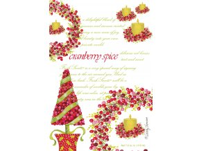 Vonný sáček Cranberry Spice