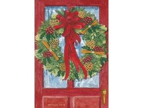 Vonný sáček Red Door Wreath