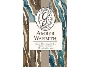 Vonný sáček   Amber Warmth