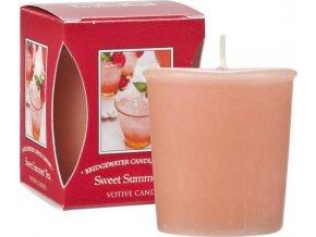 Votivní svíčka Sweet Summer Tea