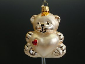 ST medvěd se srdcem