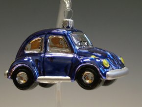 ST modré auto