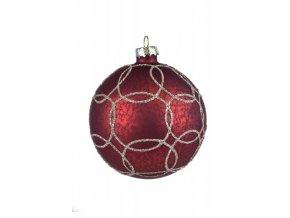 Vánoční ozdoby|kroužek|4kusy