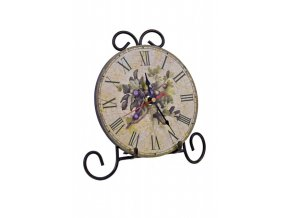 hodiny stojánkové