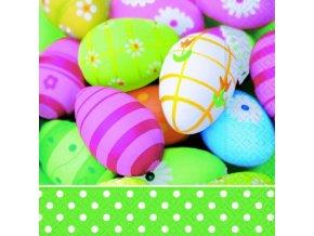 barevná vajíčka