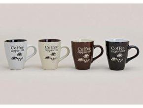 Hrnek Coffee Cappuccino 11cm