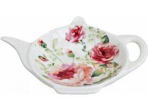Podčajník   růže   11x8cm