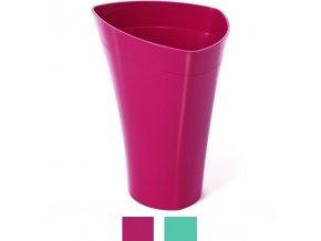 Plastový květináč Wenus 420 mm