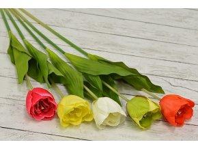 Umělý tulipán 60 cm