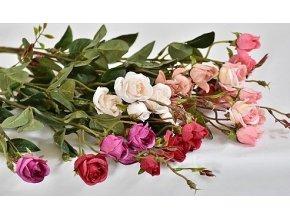 Umělá růže 57 cm