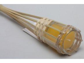 Bambusová pochodně