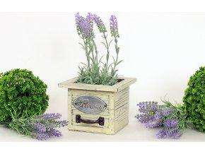 Truhlík dřevěný | Flower