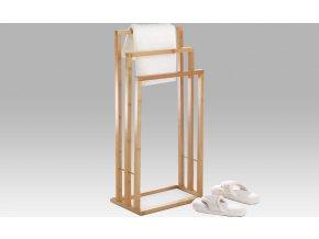Stojan na ručníky | bambusový