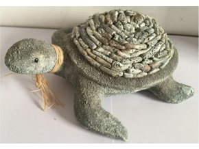 Želva | MgO keramika s kamínky