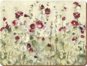 Korkové prostírání malé | Wild Field Poppies | Creative Tops | Sada 6ks | 30x23cm