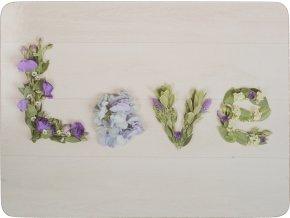Korkové prostírání | Floral Love