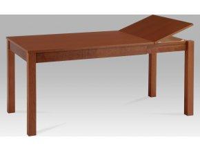 Jídelní stůl rozkládací | 120+44x80cm | barva třešeň