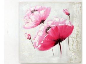 Obraz na zeď | plátno | 80x80x4cm