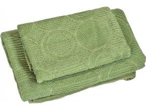 Osuška a ručník | bavlna | froté | sada 2ks