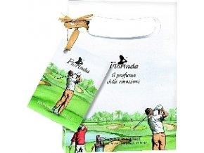 Dárková krabička | na italská mýdla Golf