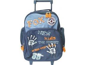 Školní batoh trolley Cool | fox co. | ruce