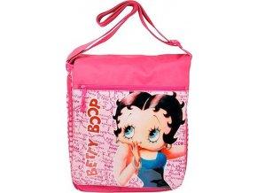 Taška přes rameno | Betty Boop | růžová