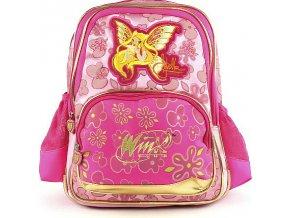 Školní batoh Winx Club | víla Stella s křídly
