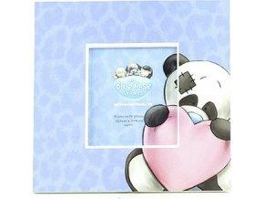 Fotorámeček My Blue Nose Friends Fotorámeček panda Binky