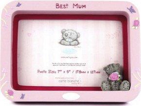 Fotorámeček Me to You Fotorámeček 17,8x12,7cm Best Mum