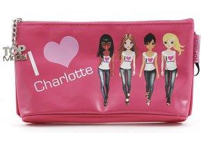 Školní penál taštička Top Model | Charlotte
