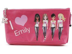 Školní penál taštička Top Model | Emily