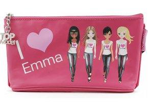 Školní penál taštička Top Model | Emma