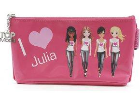 Školní penál taštička Top Model | Julia