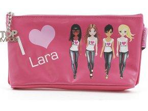 Školní penál taštička Top Model | Lara