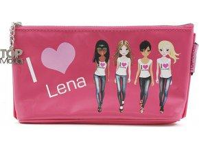 Školní penál taštička Top Model | Lena