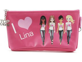 Školní penál taštička Top Model | Lina