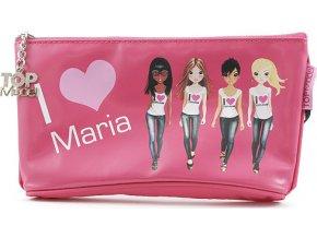 Školní penál taštička Top Model | Maria