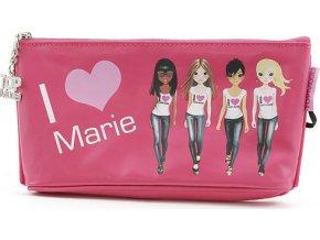 Školní penál taštička Top Model | Marie