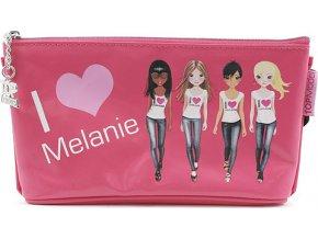 Školní penál taštička Top Model | Melanie
