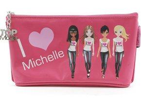 Školní penál taštička Top Model | Michelle