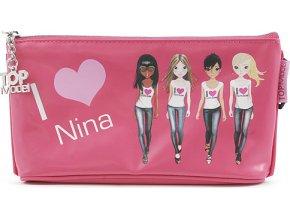 Školní penál taštička Top Model | Nina