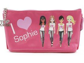 Školní penál taštička Top Model | Sophie