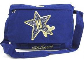 Taška přes rameno Hollywood Star Taška přes rameno modrá