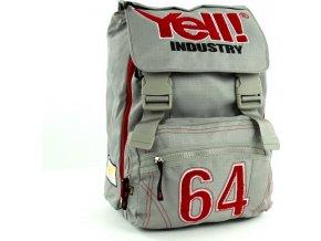 Školní batoh | Yell | polyester | 36x29x18cm