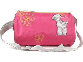 Sportovní taška Me to You Sportovní taška Bright růžová