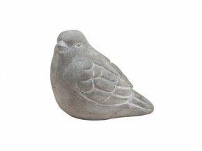 Ptáček cement 15x11x11cm
