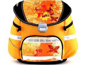 Školní batoh Leasyn | Lucky Girl motýlci