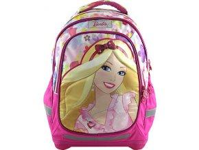 Školní batoh | Barbie | barevný s motivem
