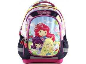 Školní batoh Strawberry Školní batoh princezny