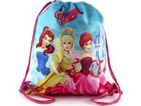 Sportovní vak Princess | tři princezny
